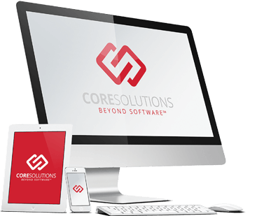 CoreSolutions Devices with Responsive Web Design